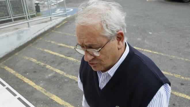 Abib Miguel, ex-diretor-geral da Assembleia Legislativa do Paraná.