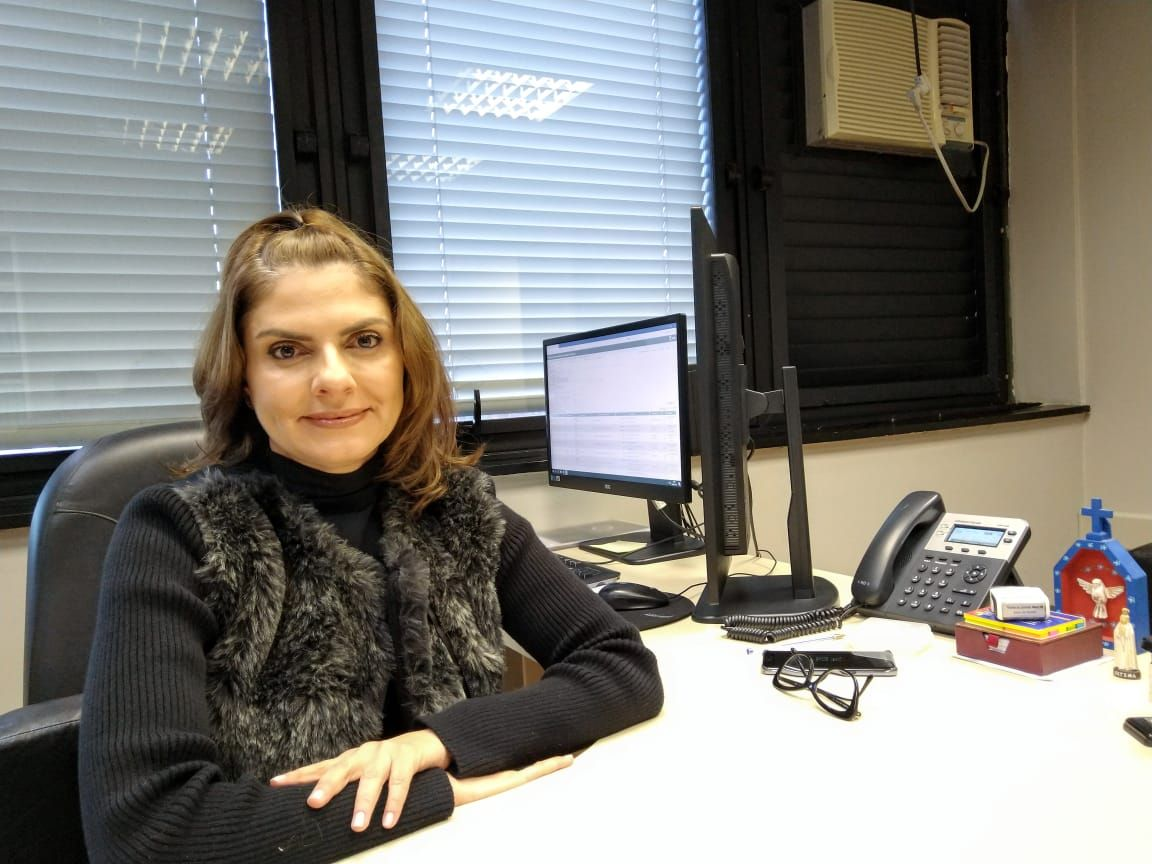 Drª Vanessa Vanessa Jamus Marchi