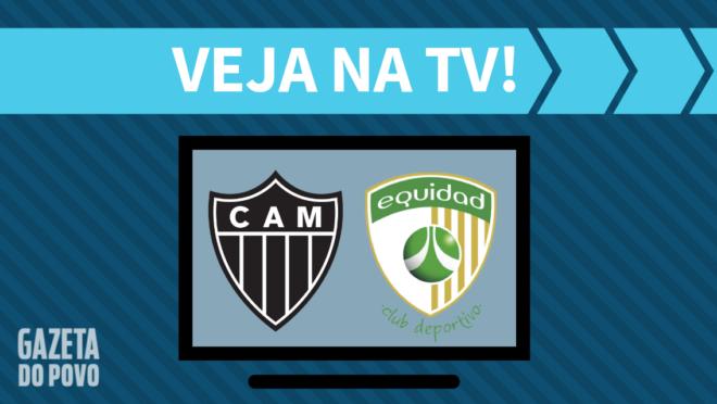 Atlético-MG x La Equidad: veja na TV
