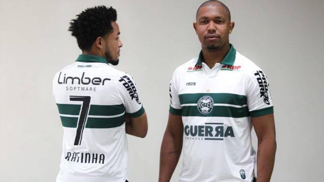 Sem patrocinador máster, Coritiba fecha patrocínios pontuais na Série B