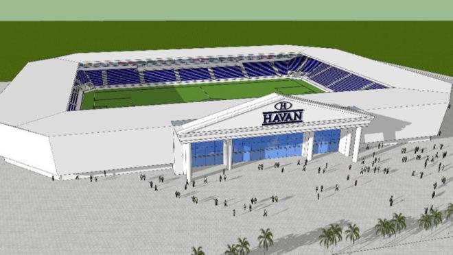 Luciano Hang promete Arena Havan para o Brusque, que acaba de conquistar a Série D