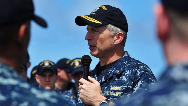 Chefe do Comando Sul dos EUA, almirante Craig Faller, falou sobre a Venezuela