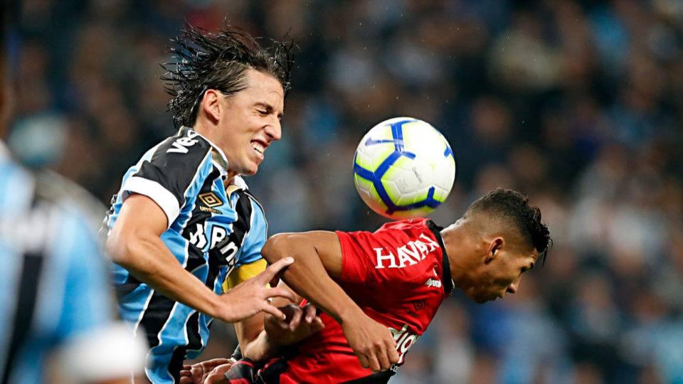 Globo não passará novelas para transmitir Athletico x Grêmio pela Copa do Brasil
