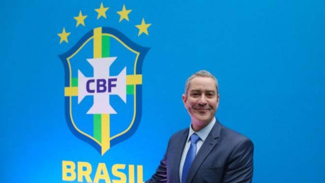 Rogério Caboclo é favorável à entrada de investimento estrangeiro nos clubes brasileiros