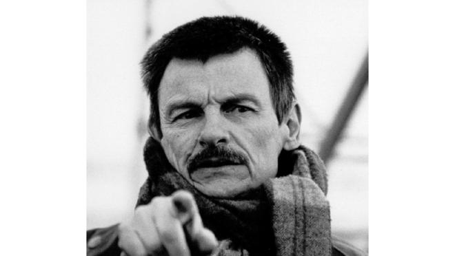 O diretor de cinema Andrei Tarkovsky.