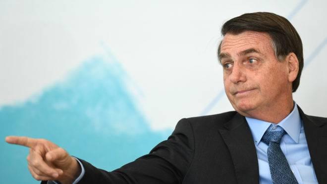 Presidente Jair Bolsonaro pede que empresários ajudem Macri na Argentina