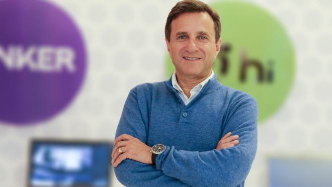 Hélio Rotenberg é o CEO e fundador da Positivo Tecnologia.