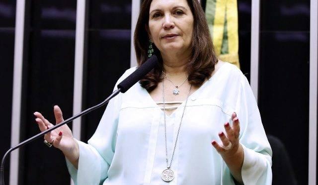 Deputada federal Bia Kicis (PSL-DF) está em seu primeiro mandato na Câmara