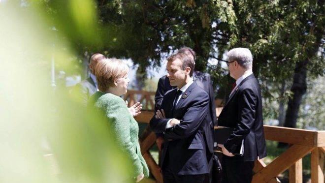 Macron: Bolsonaro ainda não respondeu a crítica