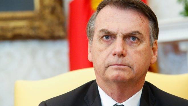 Bolsonaro: Macron foi sensacionalista