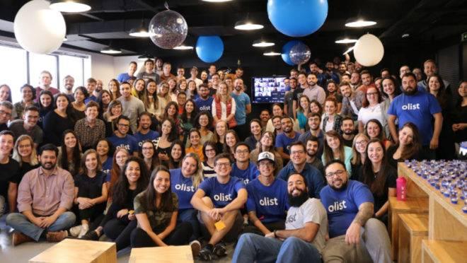 São 23 vagas abertas para Curitiba. Atualmente, a Olist soma 200 funcionários.