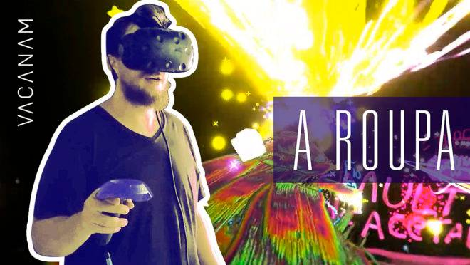 Realidade virtual: tendência no mercado audiovisual.