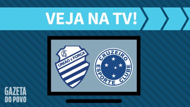 CSA x Cruzeiro: veja na TV
