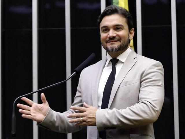 O deputado Celso Sabino