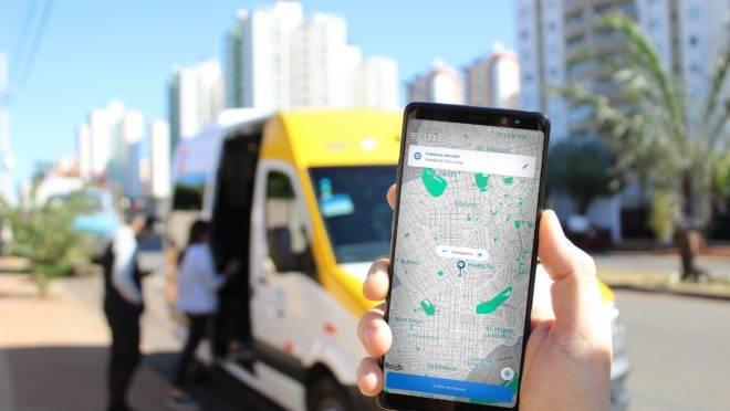 CityBus 2.0: serviço de transporte coletivo sob demanda