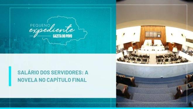 Podcast debate reajuste de servidores estaduais e os investimentos da Sanepar; ouça