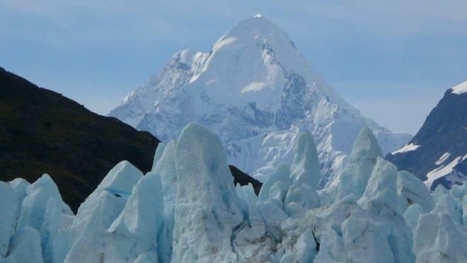Os EUA chegaram ao Ártico com a compra do Alasca