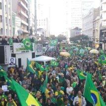 Mais de 80 cidades têm manifestações contra Lei de Abuso e em apoio à Lava Jato