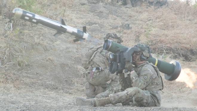 Exercício militar das forças americanas no Pacífico