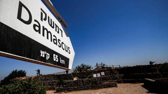 Israel bombardeou base do Hezbollah na Síria