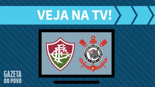 Fluminense x Corinthians: veja na TV