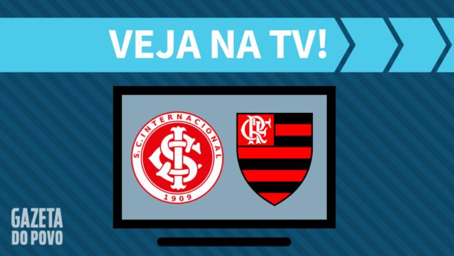 Internacional x Flamengo: veja na TV