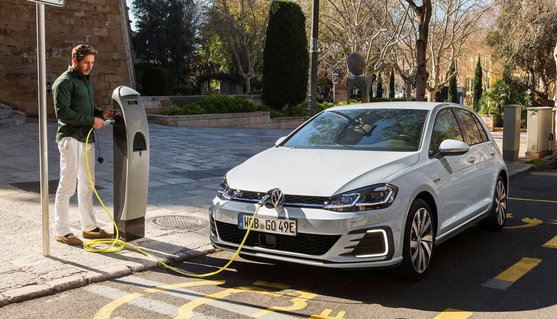 VW Golf GTE chega até o fim deste ano. Foto: Volkswagen/ Divulgação