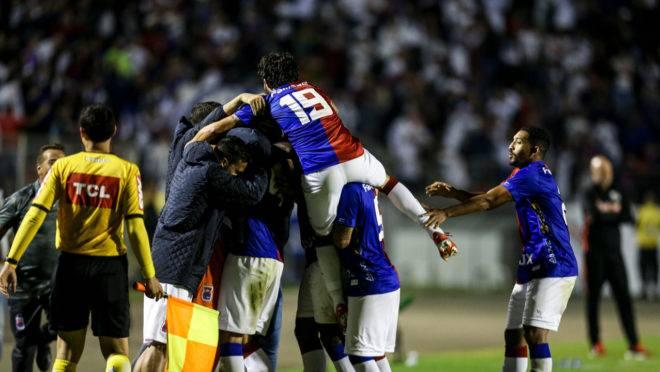 Raio-X do Paraná Clube no primeiro turno da Série B 2019. Vitória sobre líder Bragantino foi ponto alto