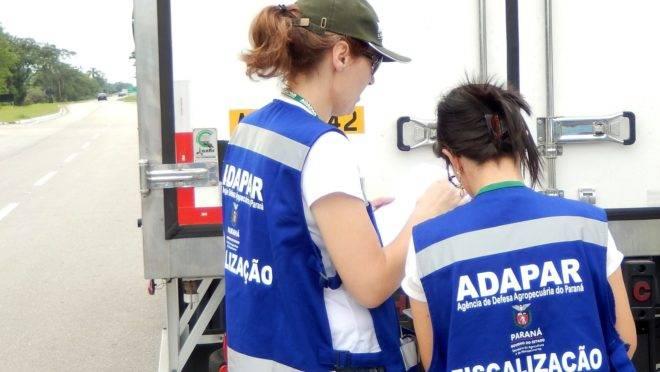 A agência é responsável pela inspeção sanitária dos produtos de origem animal no Paraná