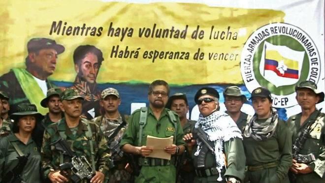 FARC promete voltar