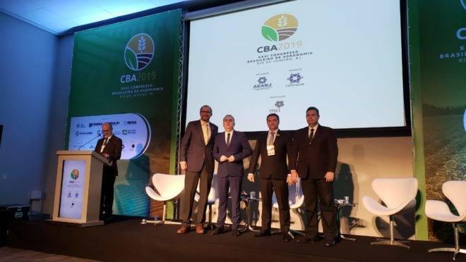 Expedição Safra Agricultura Familiar da Gazeta do Povo foi lançada durante congresso de engenheiros agrônomos em Brasília