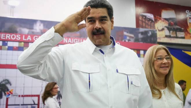 Ditador Nicolás Maduro, da Venezuela