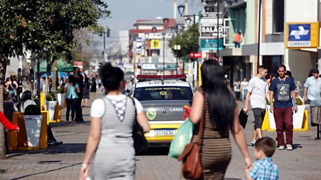 Governo Federal vai testar em São José dos Pinhais, o plano de enfrentamento a crimes violentos