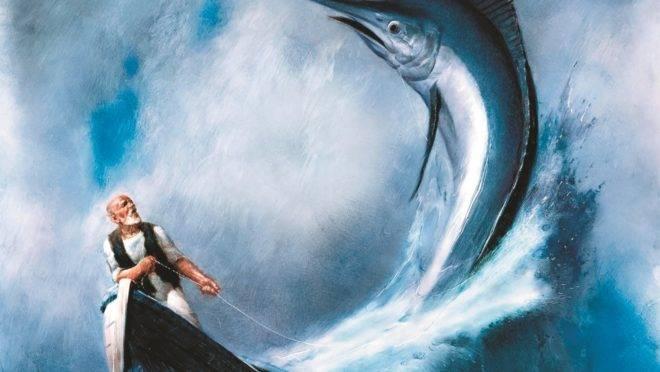 A adaptação da obra O Velho e o Mar (1999) é uma das atrações da mostra.