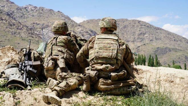 Militares dos Estados Unidos em operação no Afeganistão
