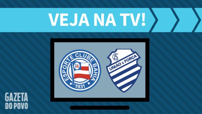Bahia x CSA: veja na TV
