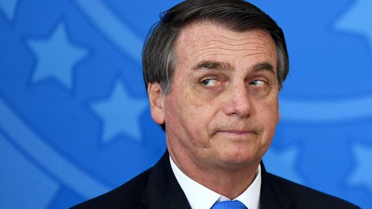 Jair Boslonaro, presidente do Brasil