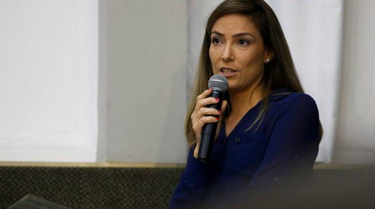 Mariana Ribas.