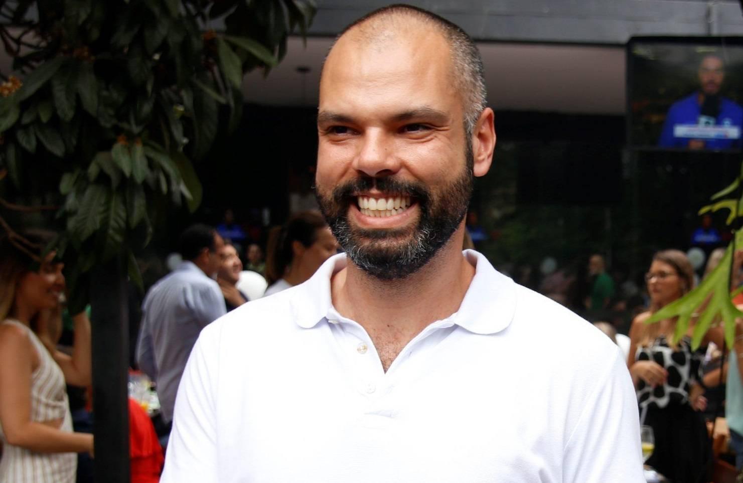 O prefeito de São Paulo, Bruno Covas.