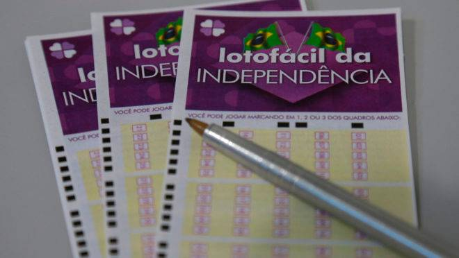 Resultado de imagem para Lotofácil da Independência tem 33 apostas ganhadoras