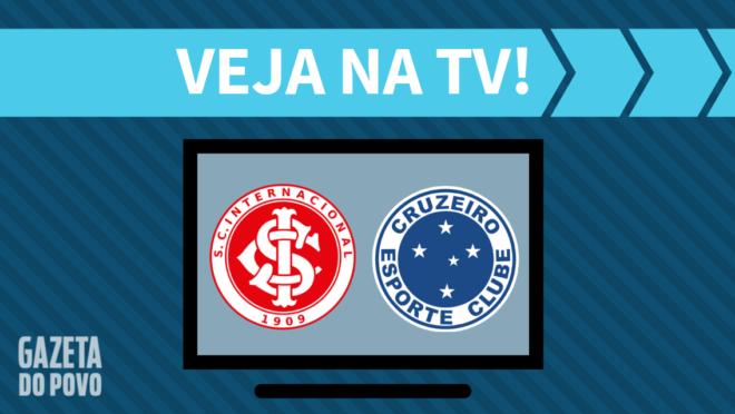 Internacional x Cruzeiro: veja na TV