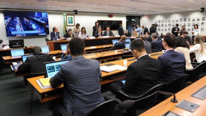 Reunião do grupo de trabalho da Câmara que discute o pacote anticrime de Moro.