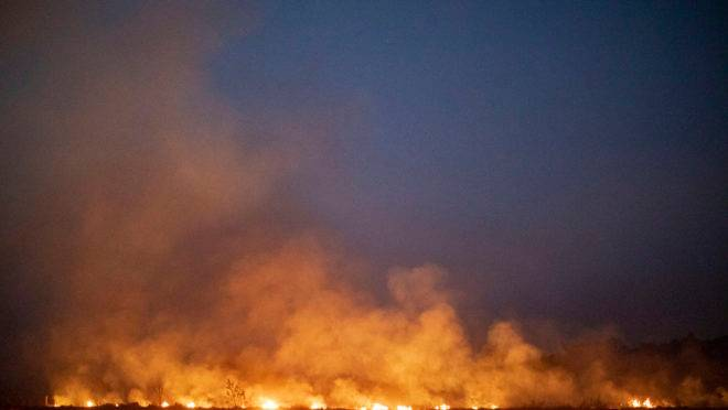 Incêndios na Amazônia