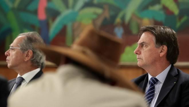 CPMF 2019: Bolsonaro e Guedes