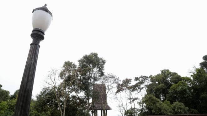 Céu deve ficar nublado ao longo de toda a quarta-feira em Curitiba.