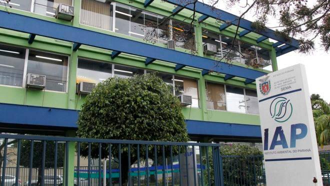 Sede do IAP em Curitiba
