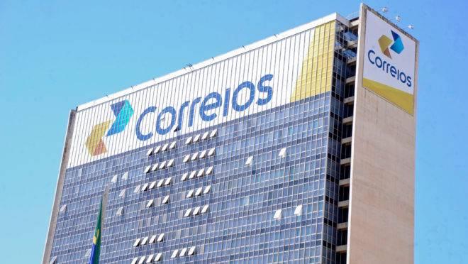 Edifício da Agência dos Correios do Setor Comercial Sul, em Brasília.