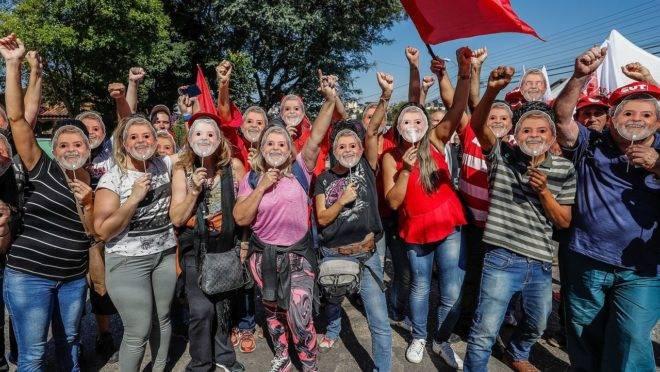 Filha de Sergio Moro é sequestrada em filme Operação Lula Livre