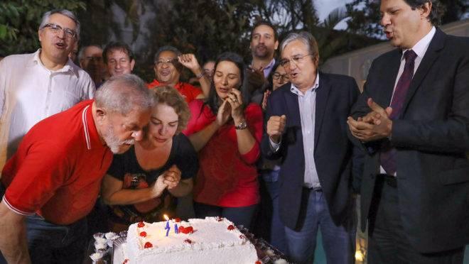 Espólio de Marisa Letícia, esposa de Lula, segue bloqueado