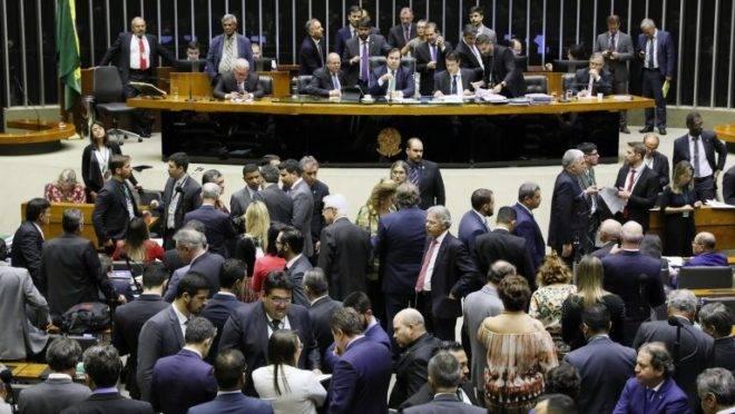 Plenário da Câmara aprovou urgência